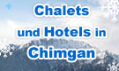 Chalets und Hotels in Chimgan